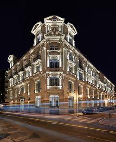 HOTELES. Urso Hotel & Spa, nuevo hotel boutique cinco estrellas en #Madrid #hotels #Spain