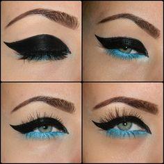 Cat-eye gorgeous