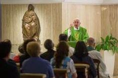 HOMILIAS DEL PAPA FRANCISCO: El lugar privilegiado para el encuentro con Jesucristo son los propios pecados-Papa Francisco