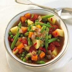 Orientalischer Gemüseeintopf Rezepte | Weight Watchers