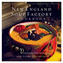 New England Soup Factory #Cookbook by Marjorie Druker. Get this eBook on #Kobo: http://www.kobobooks.com/ebook/New-England-Soup-Factory-Cookbook/book-GvSAsKdUkEG8jjwZ8Hs9-w/page1.html
