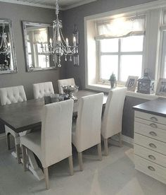 Grey and white♥