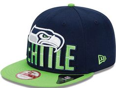 ea3dd845453 New Era Adjustable Hats and Caps. Seahawks GearSeattle ...