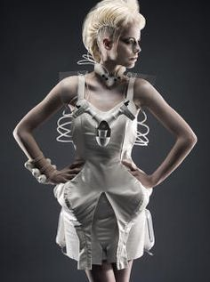 Geekiest Chic: A Cocktail Dress That Actually Dispenses Cocktails | Co.Design | business + innovation + design