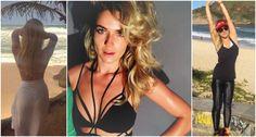 Com 60 cm de cintura, Monique Alfradique revela truque emergencial para desinchar - Bolsa de Mulher