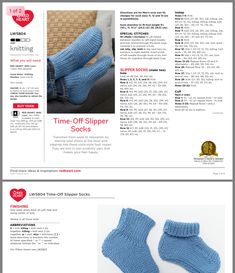Knitted Socks Free Pattern, Crochet Shoes Pattern, Baby Boy Knitting Patterns, Knitted Slippers, Crochet Slippers, Knit Or Crochet, Baby Knitting Patterns, Loom Knitting, Knitting Socks