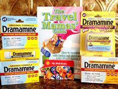 Dramamine prize pack.