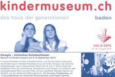 İsviçre Kinder Museum etkinliğimiz....