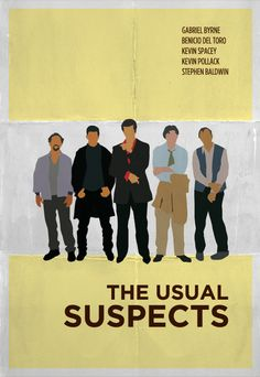 The Usual Suspects = awesome
