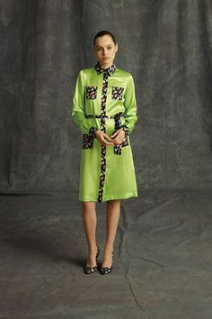Moschino Pre-Fall 2014 Collection Slideshow on Style.com