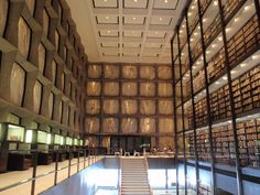 Yale University Beinecke Rare Book and Manuscript Library