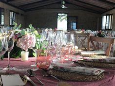 Mesa sala Banquetes (Salsia Catering)