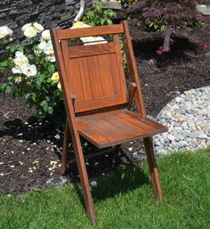 Vintage Chairs, Vintage Wood, Vintage Closet, Wooden Chairs, Home Trends, Wood Slats, Vintage Butterfly, Bedroom Office, Paint By Number