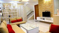 Mr. Prashant Gupta's Duplex House | Interior Design | Habitat Crest | Ba...