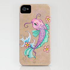 Lucky Koi Fish iPhone Case