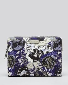 """MARC BY MARC JACOBS Computer Case - Steel Garden Print, 13"""" on shopstyle.com"""