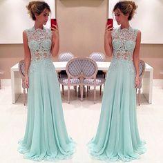 Sheer Top Prom Dress Graduation Dresses pst0984 – BBtrending