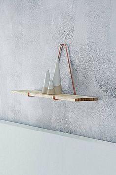 #Regal aus Kupfer im #Drahtdesign - #UrbanOutfitters