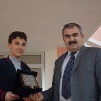 Ülke genelinde yapılan vergi konulu şiir yazma yarışmasında okulumuz 8. Sınıf öğrencisi Ahmet CANDAN Konya 1.si olmuştur.Okulumuz Türkçe öğretmeni Assiye ÜÇKOL , yerel ve ulusal, Seydişehir Haber Güncel Haberin Merkezi
