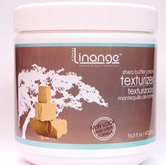 Linange Shea Butter Cream Texturizier  15 oz >>> Learn more by visiting the image link.