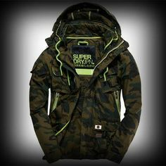 Superdry極度乾燥 Hooded Service Jacket ジャケット アバクロ ホリスターより個性派! #ITSHOPアバクロcom アメリカンカジュアルと日本語の自体を交えた異色の組み合わせが、イギリスで爆発的に大人気となっています。