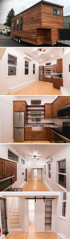 A brand new home from California Tiny House