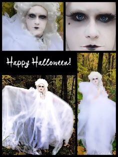 Happy Halloween my fabulous Pinterest followers! I hope you receive more treats this year than tricks! Thank you for faithfully following my boards and making my life sweeter. Now let's have some cake! Leah Marie Brown