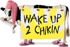 Breakfast is the way to start off your day! Do you agree? Visit Chick-fil-A of WIlson today! We open at 6 am to better serve you! www.chick-fil-a.com/wilson