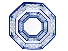 Dame Chinoise plate by Bongenre; from $55 a piece, 917-704-5419.
