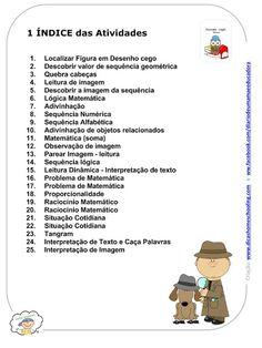 Ensino Domiciliar - APOSTILAS DIGITAIS: Promoção apostila Raciocínio Lógico Ensino Domiciliar