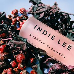 Indie Lee Rosehip facial cleanser for beautiful skin