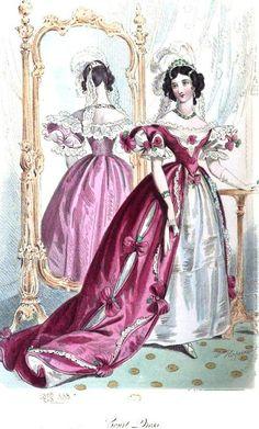 La Belle Assemblee, May 1833,