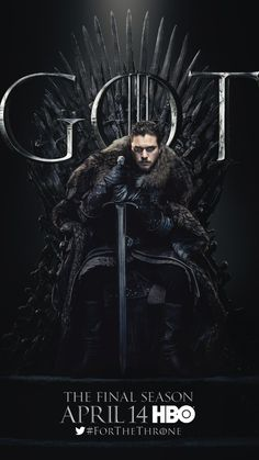 Jon Snow Kit Harington Game of Thrones King of Winterfell Season 8 Finale Jaime Lannister, Cersei Lannister, Daenerys Targaryen, Khaleesi, Game Of Thrones Saison, Arte Game Of Thrones, Game Of Thrones Facts, Game Of Thrones Funny, Game Of Thrones News
