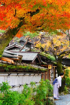 行ってらっしゃい | Arashiyama, Kyoto, Japan