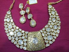 Kundan # wedding jewelry # prefect # Indian