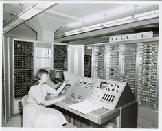 Between 1960 and 1990, FOSDIC (Film Optical Sensing Device for Input to Computers) allowed census data to be transferred from paper questionnaire to microfilm for rapid processing by the Census Bureau's computers. Learn more at http://www.census.gov/history/