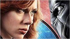 """'Capitán América: Civil War': Los superhéroes, """"cara a cara"""" en los nuevos pósters"""