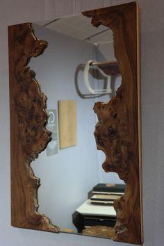 Miroir Loupe d'Orme