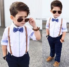 27 New ideas for baby outfits hochzeit Baby Outfits, Outfits Niños, Little Boy Outfits, Little Boy Fashion, Kids Fashion Boy, Toddler Boy Outfits, Kids Outfits, Boys Dress Outfits, Dress Clothes
