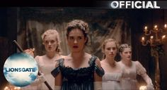"""Tráiler Internacional de """"Orgullo, Prejuicio y Zombies"""" #cine #tráiler"""
