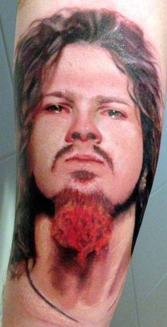 dimebag darrell tattoos -beautiful