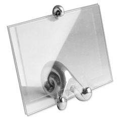 Carrol Boyes - picture frame. Need one in bent steel.