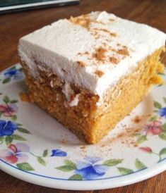 No long introduction here, the picture speaks for itself. Several weeks ago, my daughter asked me what I wanted for my birthday. I told her I wanted a Vegan Pumpkin Tres Leches Cake. (I felt sorta bad