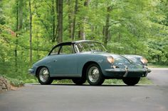 "This 1962 Porsche 356 B 1600 Hardtop Is The Perfect ""Sunday Car"" – Car Racing & Car Classic Porsche Classic, Classic Cars, Porsche Sports Car, Porsche Models, Ferdinand Porsche, Kit Cars, Vintage Porsche, Vintage Race Car, Porsche Design"