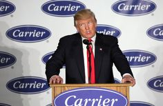 Trumpwas hailed for striking a deal with Carrier to save'close to 1,000' jobs -- but the company is only savinga fraction of those jobs.