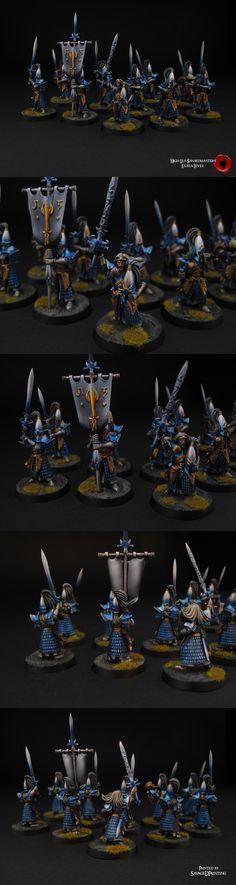 High Elf Swordmasters