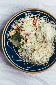KRAUT with root vegetables