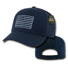 USA American Flag Tactical Operator Cotton Baseball Cap Hat Caps Hats  Rapdom  0096549ab