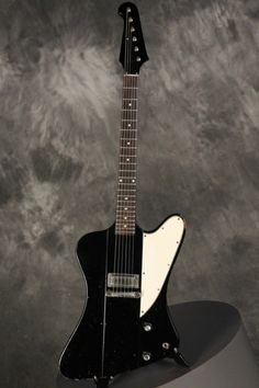 1963 Gibson Firebird I RARE original factory custom color BLACK