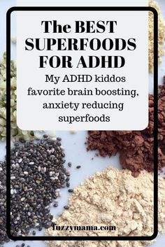 These superfoods can do wonders for your adhd kiddo. We know a great, high protein diet is important. Superfoods have so many benefits and can be added easily to lots of foods. We have found the best superfoods for adhd for our family. My kids love these Adhd Odd, Adhd And Autism, Best Superfoods, Adhd Help, Adhd Diet, Adhd Brain, Adhd Strategies, Adhd Symptoms, Adult Adhd